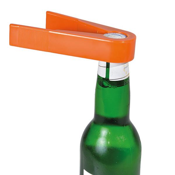 Flaschenöffner / Deckelöffner orange