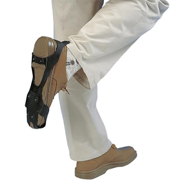 Schuhspikes für Glatteis und Schnee