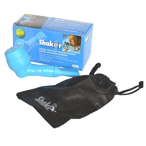 Shaker Classic mit Aufbewahrungsbeutel