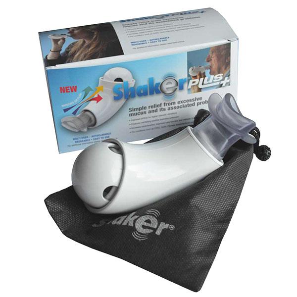 Shaker Plus mit Aufbewahrungsbeutel