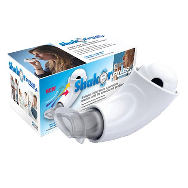 Shaker Plus mit Verpackung