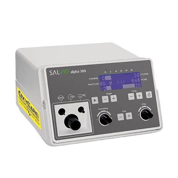 Atemtherapiegerät Alpha 300 IPPB + PSI ®