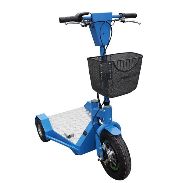 Elektro-3-Rad-Roller Jumper XL