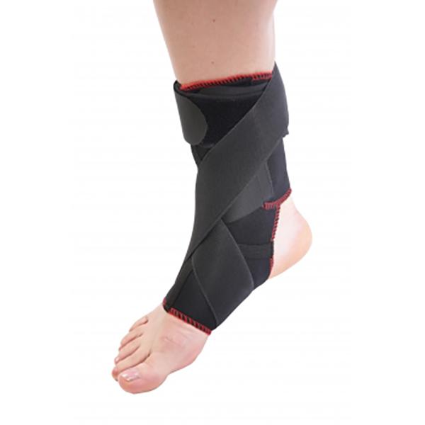 TSM Sprunggelenk-Bandage mit Stabilisierungsgurt
