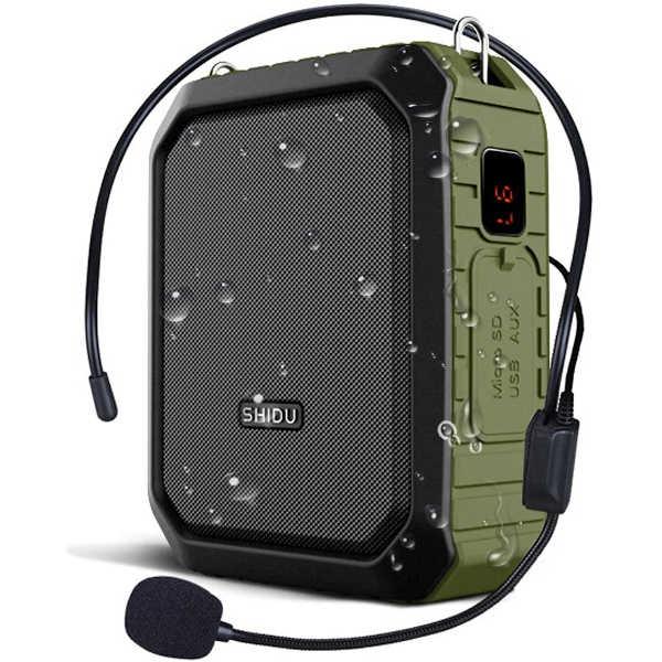 SHIDU Bluetooth-Sprachverstärker