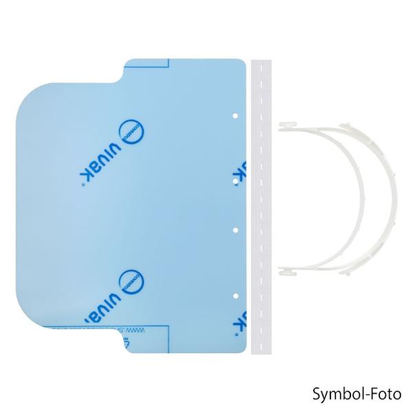 Face Shield Einzelteile