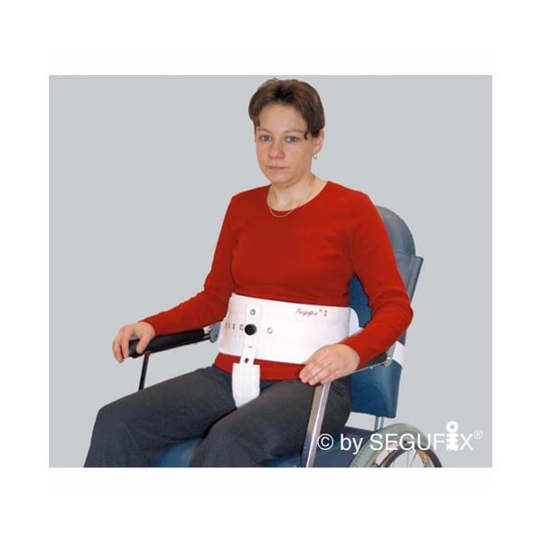 SEGUFIX-Sitzgurt mit Schrittgurt