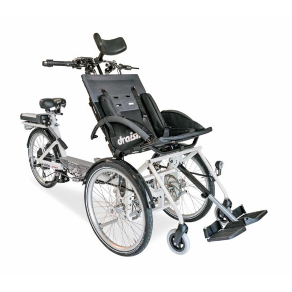 Rollstuhlfahrrad Draisin-Plus