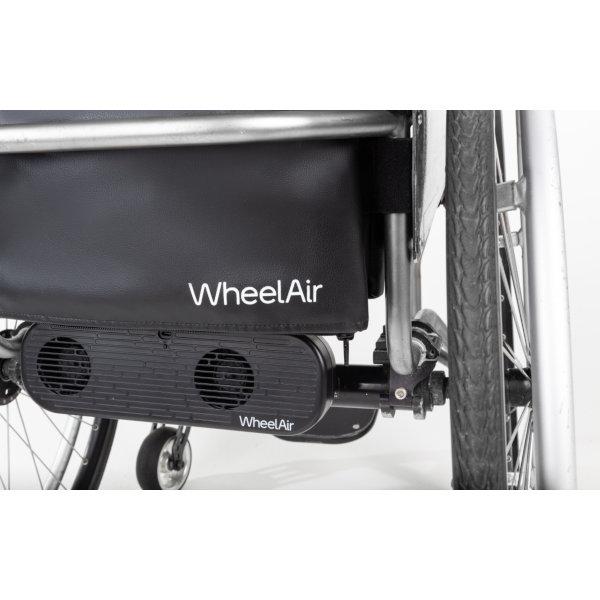 WheelAir Rückenbelüftung