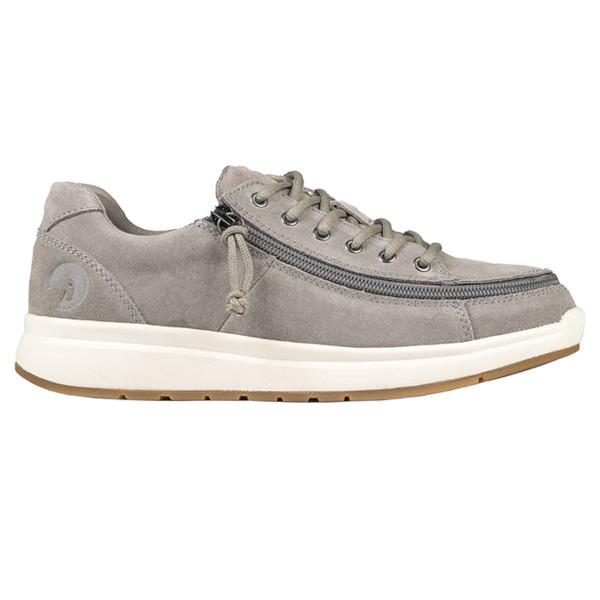 Billy Footwear Classic, Damenschuh, grau, Wildleder extraweit 90201