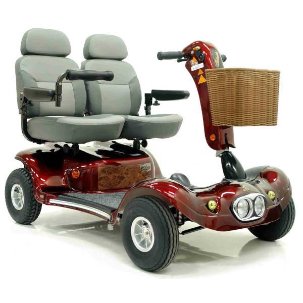 SHOPRIDER Double (6 km/h) – Zweisitzer-Elektromobil