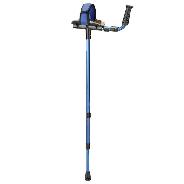 Arthritis - Gehstütze Blue Skyle