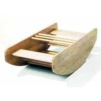 Freitreppe-Schaukelboot Kombination