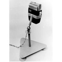 Halterung für elektrischen Rasierapparat
