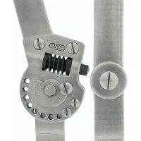 Quengel- und Gelenkschiene mit Schneckentrieb, Knie, 405