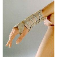 Handgelenkbandage mit Schnürung / Handgelenkbandage - Kid mit Schnürung