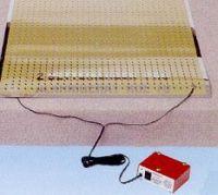 Bettnässerweckgerät, Mattensystem