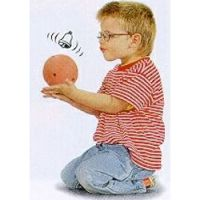 WV-Blindenwurfball mit Glocke