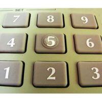 Markierungspunkte für Tastaturen