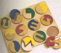 Formen-Puzzle