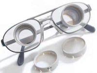 Galileische Fernrohr-Brillen