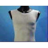 Korsetthemd mit Schulterträgern (Rundausschnitt)