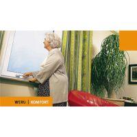 Komfortfenster, senioren- und behindertengerecht