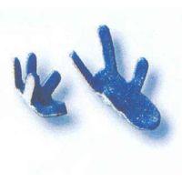 Mikros 451 Frosch-Schiene / Mikros 452 Fingerschutz / Mikros 453 Fingerlöffel / Mikros 454 Distal Phalanx-Fingerschiene / Mikros 455 Anterior- / Posterior-Fingerschiene / Mikros 456 Fosler-Fingerschiene / Mikros 457 Burnham-Fingerschiene / Mikros 458 Burnham-Daumenschiene