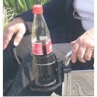 Klapptablett/ Getränkehalter