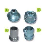 Schraubadaptionen für Schaftadapter mit Innengewinde und Eingussanker / Schränkschutz für Schaftadapter mit Innengewinde