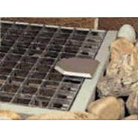 Gitterrostsicherung Celarix für den Kellerschacht