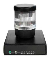 Akkublitzlampe