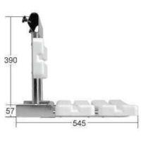 Duschklappsitz mit Airmatic und Lehne
