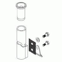 Talux 30 mm Karbonrohrset / Rohreinsatz