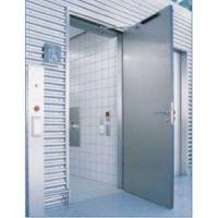 Drehtürsystem Geze TSA 160 NT für Behinderten-WC