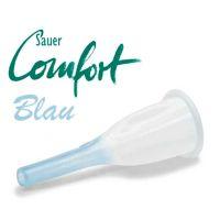 SAUER-Comfort-Blau selbstklebendes Kondom-Urinal