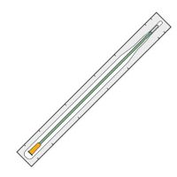 IQ-Cath 30 Einmalkatheter zur Anwendung mit Gleitgel