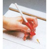Schreibgriff aus Weich-PVC