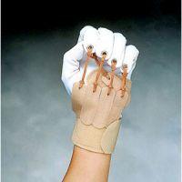 Finger- und Daumen-Flexions-Handschuh