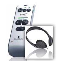 Hörverstärker Bellman Audio Maxi mit Kopfhörer
