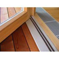 Magnet-Doppeldichtung mit Silikonschleifdichtung für Außentüren, Neubau
