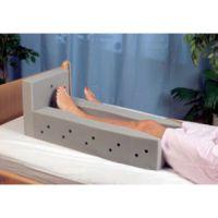 Beinlagerungsschiene ohne Bezug / Trikotbezug für Beinlagerungsschiene / Kunstlederbezug für Beinlagerungsschiene