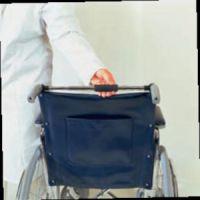 Rollstuhl-Stabilisator