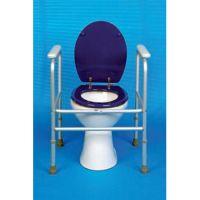 Servocare Toilettenrahmen aus Aluminium