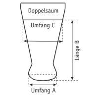 ST81 Nylon Kompressionshülle für Knie-Ex