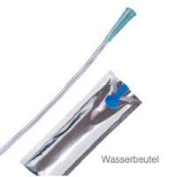 Intermittierender Katheter weich mit Wasserbeutel