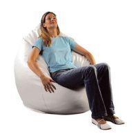 Sitzsack mit Direktfüllung / Sitzsack mit Extra Inlett
