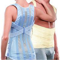 Sat 35 Men - Orthese mit Schulterträgern<br />Sat 36 Women - Orthese mit Schulterträgern