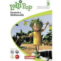 Lernsoftware LolliPop Deutsch/Mathematik 3. Klasse