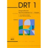 DRT 1 Diagnostischer Rechtschreibtest für 1. Klassen